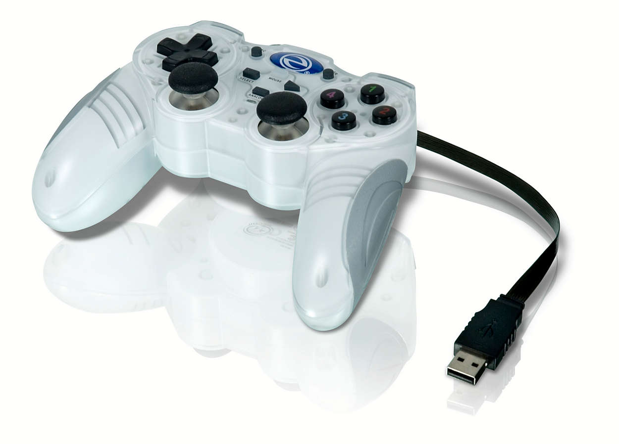 how to use controller no wire pc