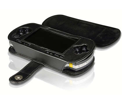 Protect, play and carry your PSP