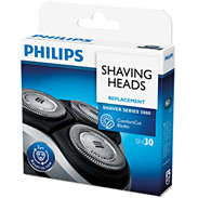 Shaver series 3000 Shaving heads