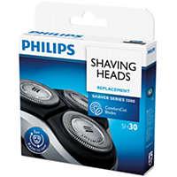 ComfortCut blades Fits S3000 (S3xxx) Shaving heads