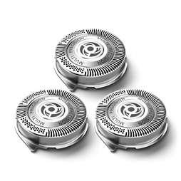 Shaver series 5000 Brivne glave