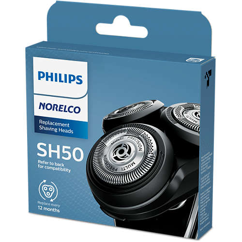 Norelco Shaver series 5000 Shaving heads