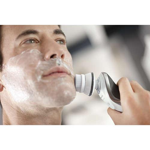 SmartClick accessory Wymienna szczoteczka do oczyszczania twarzy