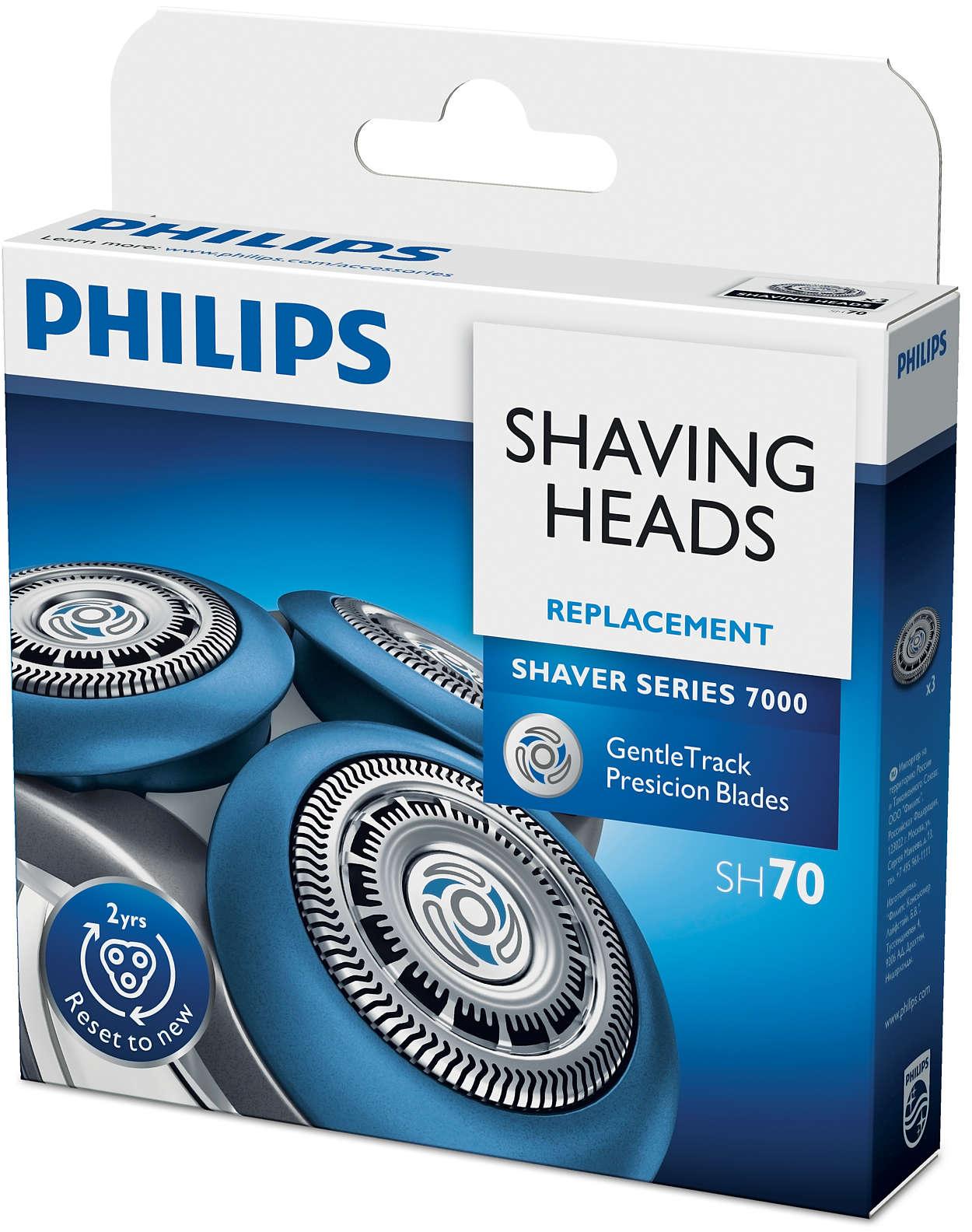 Shaver series 7000 Бритвенные головки SH70 50  ecd343da1dd93