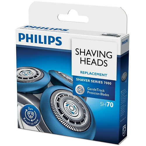Shaver series 7000 Cabezales de afeitado