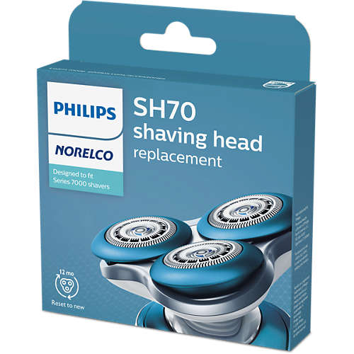 Norelco Shaver series 7000 Shaving heads