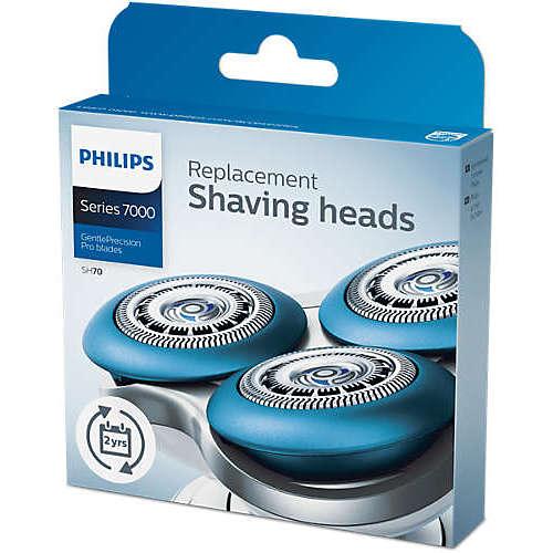 Shaver series 7000 Shaving heads