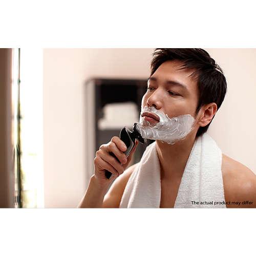 Shaver series 9000 Shaving heads