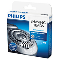 Shaver series 9000 Shaving heads