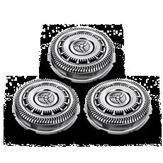 SH90/60 -   Shaver series 9000 Cabeças de corte