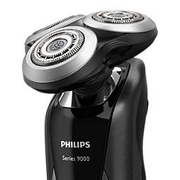 Shaver series 9000 Holicí hlavy