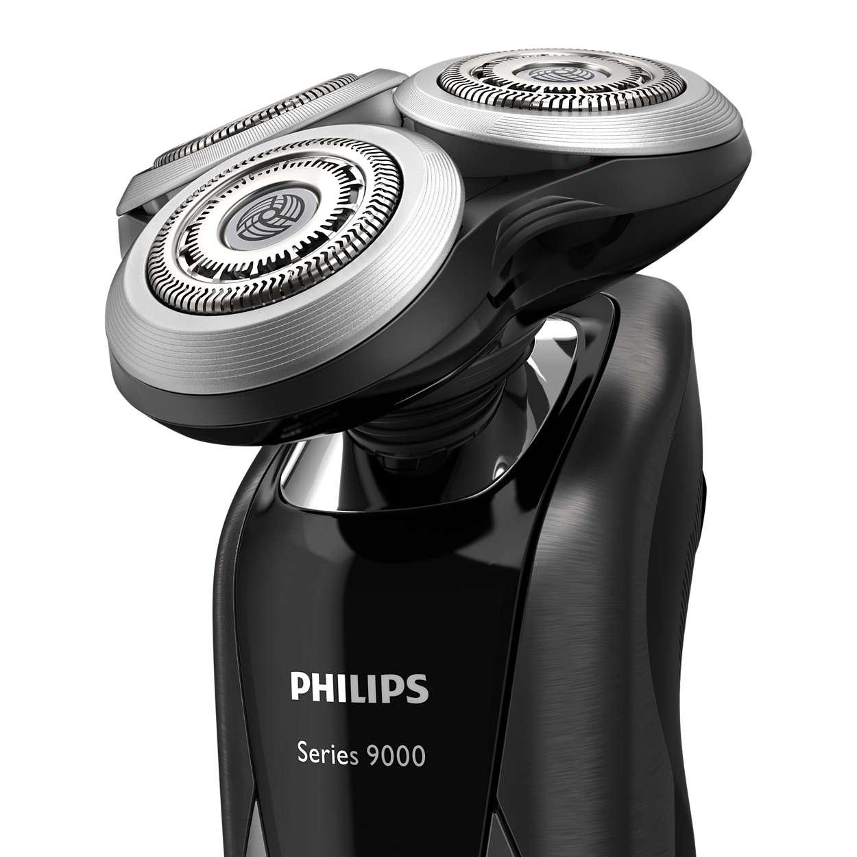 Επαναφέρετε την ξυριστική σας μηχανή στην αρχική της κατάσταση