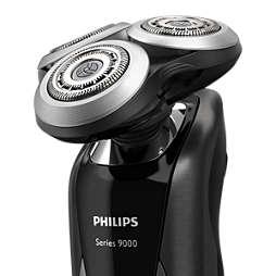 Shaver series 9000 Glave za brijanje