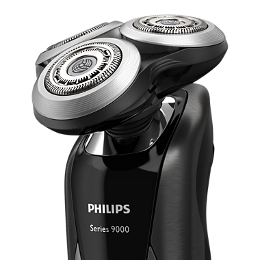 Shaver series 9000 Holiace hlavy