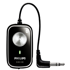 SHB1100/00  Cuffia stereo Bluetooth