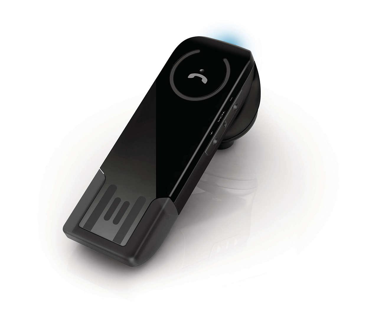 Headset pengisian USB Langsung