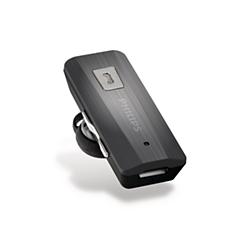 SHB1600/97  Audífonos mono Bluetooth®
