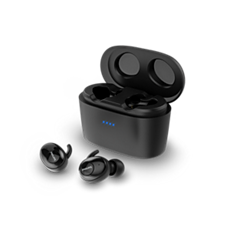 SHB2515BK/00  Fones intra-auriculares true wireless