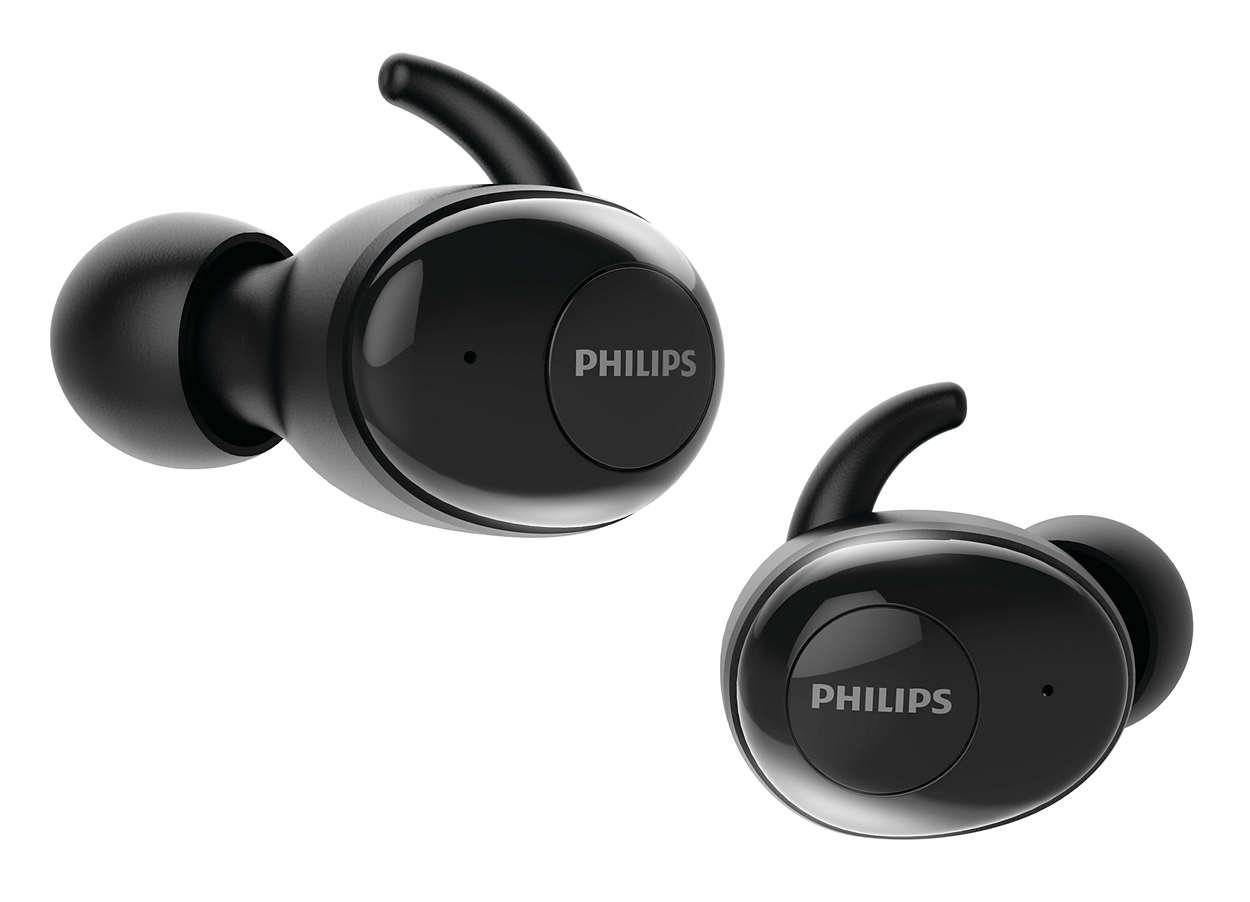 Écouteurs intra auriculaires True Wireless