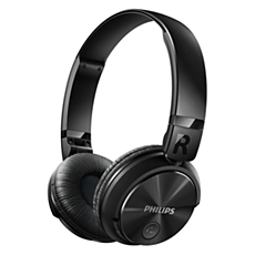 SHB3060BK/00 -    Bluetooth stereo headset
