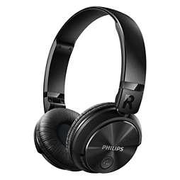 Bluetooth-stereokuulokkeet