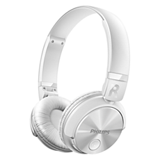 SHB3060WT/00 -    Bluetooth-stereoheadset