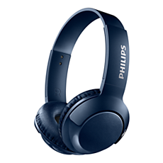 SHB3075BL/00 NULL Wireless On Ear Headphone with mic