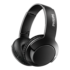 SHB3175BK/00 -   BASS+ Cuffia Bluetooth