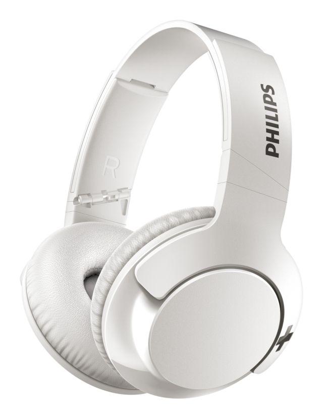 Over-Ear Kopfhörer mit Mikrofon und Bluetooth (SHB3175WT/00)