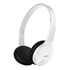 SHB4000WT/00 -    Bluetooth-stereoheadset