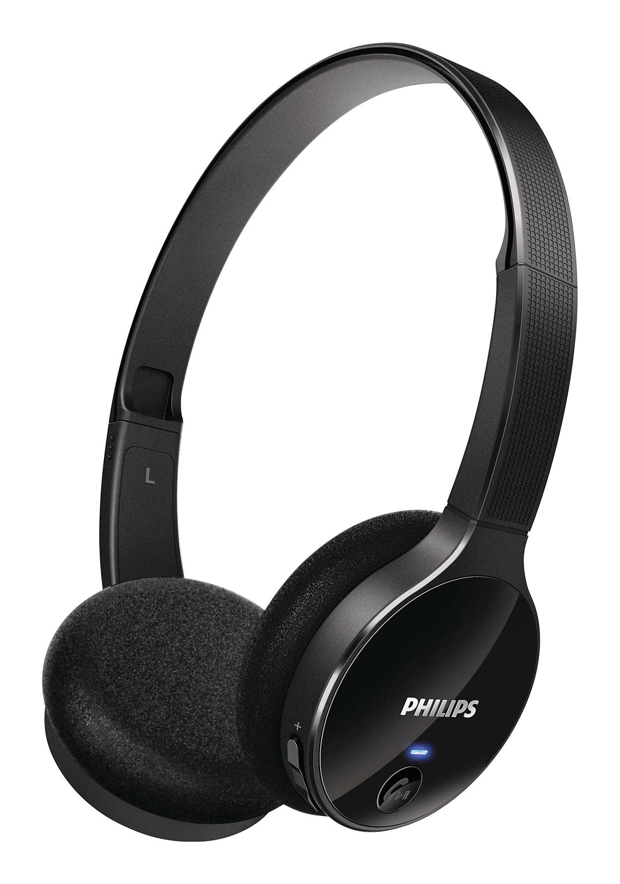 8db875f4c0d Bluetooth stereo headset SHB4000/00 | Philips