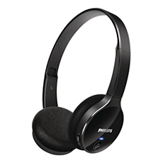 SHB4000/10 -    Bluetooth-stereoheadset