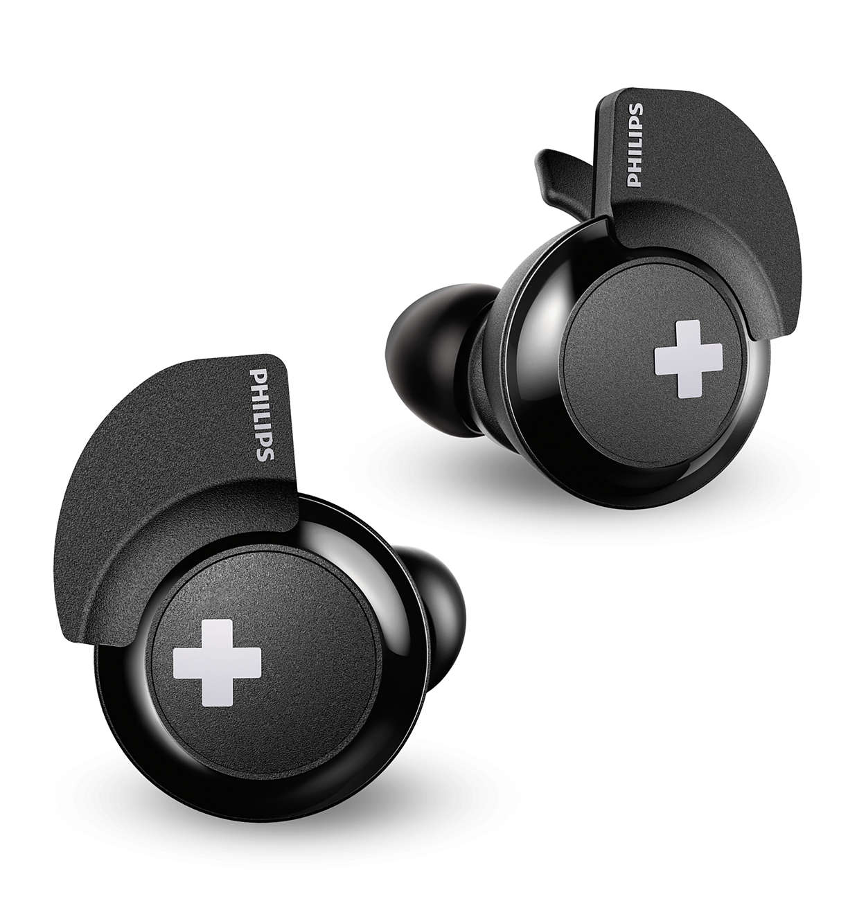 how to connect philips wireless earbuds