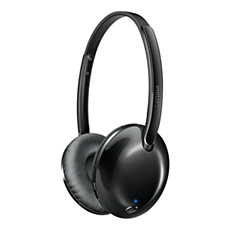 SHB4405BK/00 Flite Wireless Bluetooth® headphones