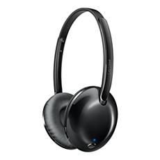 SHB4405BK/00 Flite Wireless Bluetooth® headphones