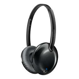 Audífonos inalámbricos con Bluetooth®