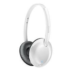 SHB4405WT/00 Flite Wireless Bluetooth® headphones