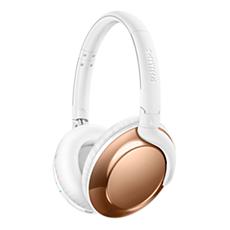 SHB4805RG/00  Безжични Bluetooth® слушалки
