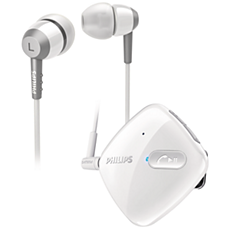 SHB5000WT/00  藍牙立體聲耳筒