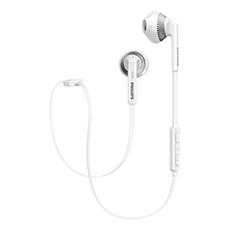 SHB5250WT/00 -    Bluetooth sluchátka