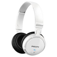 SHB5500WT/00 -    Casque Bluetooth® sans fil