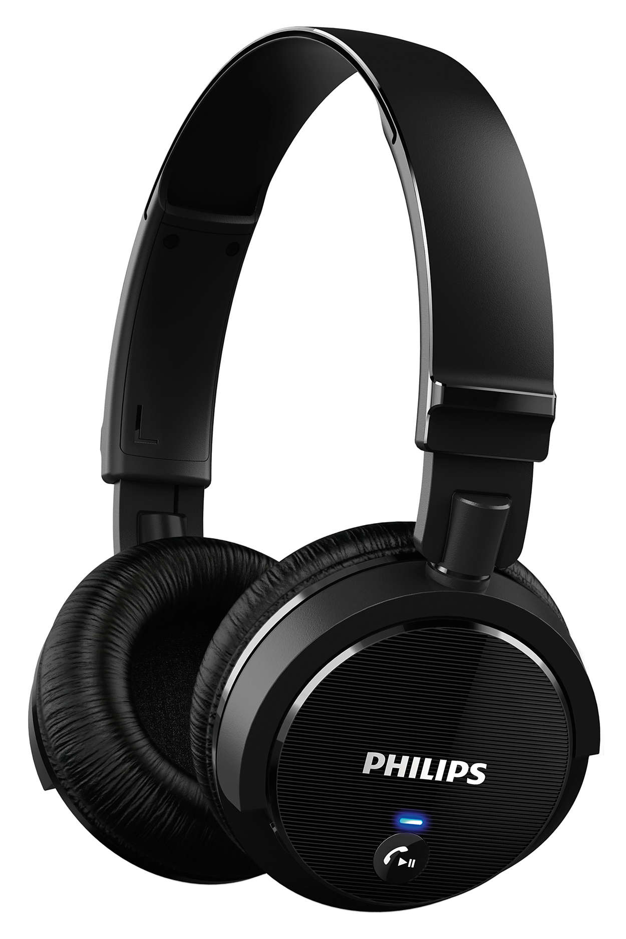 casque bluetooth sans fil shb5600bk 10 philips. Black Bedroom Furniture Sets. Home Design Ideas