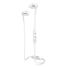 SHB5850WT/00  Wireless Bluetooth® headphones