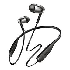 SHB5950BK/00  Zestaw słuchawkowy Bluetooth