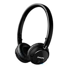 SHB6250/00  Wireless Bluetooth® headphones