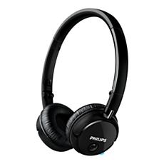 SHB6250/00  Wireless Bluetooth® headphones