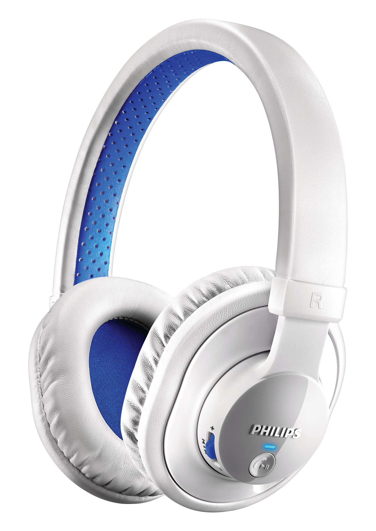 Bluetooth Stereo Headset Shb7000wt 00 Philips