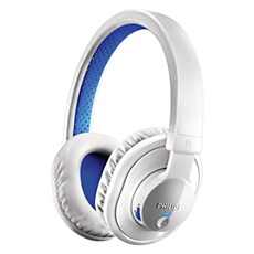 SHB7000WT/10 -    Bluetooth-stereoheadset
