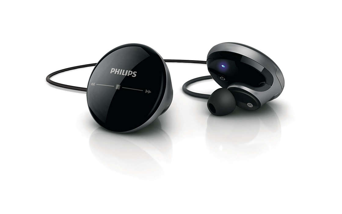 Headset with touch controls
