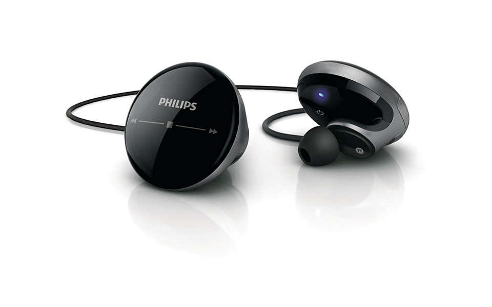 Headset met aanraakbediening